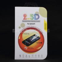 2.5D Tempered Glass Protection Screen For iPhone 5/5S Manufactures