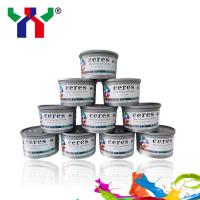 High Gloss Pantone Spot Color Sheet Fed Offset Printing Ink different colors Manufactures