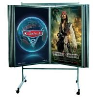 China Luxury Display Stand for Movie Posters on sale