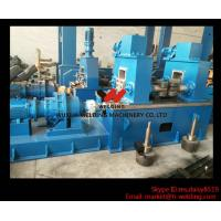 High Speed Straightening / Leveling H Beam Equipment 6.5m/min In H Beam Production Line Manufactures