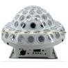 DMX512 Crystal Magic Ball Stage Light Dj Light Bar 6x3W 12CH 220x220mm Manufactures