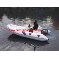 Quality inflatable boat trailer inflatable boat with outboard motor zodiac inflatable for sale