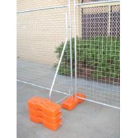 STENHOUSE BAY temp fence 2100 x2400mm AS4687-2007 temp fence panels foot clamp for sale Manufactures