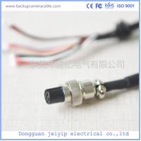 Terminal camera extension cable 7 Pin Female Bare Copper Connector ROHS Manufactures