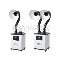 Quality White Beauty Nail Salon Fume Extractor system Six Layer Filters , High efficient for sale