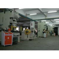PLC Program Metal Punch Press Feeding Equipment  With Automatic Lubrication System Manufactures