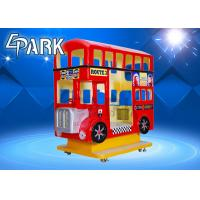 Attractive Amusement Kiddie Ride Machine , 3 Children Game Center Equipment Manufactures