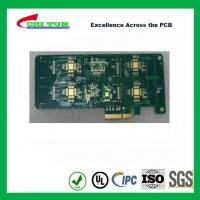 4L Fr4 IMMERSION GOLD + GOLD FINGER Multilayer PCB Printed Circuit Board Manufactures