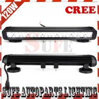 22'' 12pcs*10W 120W LED Off road Light bar,LED Light bar for Truck 4X4 LED Work Light Bar Manufactures