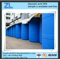 Glyoxylic Acid with low cost Manufactures
