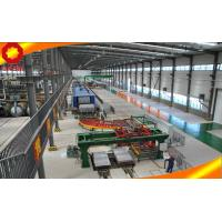 Full Automatic Calcium Silicate Board Production Line 2400mm - 3000mm Length Manufactures