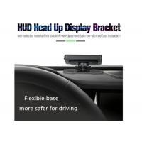 Smartphone GPS Heads Up Display HUD Holder On Dashboard Material PC + ABS Material Manufactures