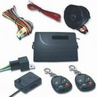 Car Alarm System, Supports Microwave/Ultrasonic Sensor Detecting Manufactures