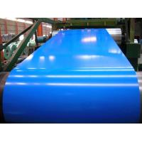 High durability Polyester 1.0mm thickness roller shutter door Color Coated Steel Coil Manufactures