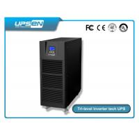 China 220vac High Efficency Uninterrupted Power Supply UPS With Wide Input Voltage Range on sale