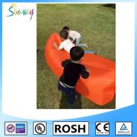 Popular Hangout Laybag Inflatable Structures Inflatable Colorful Sofa Manufactures