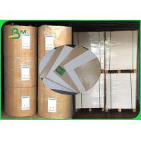 One Side Coated Food Grade 160gsm Plastic Coated Paper For Food Packing Manufactures