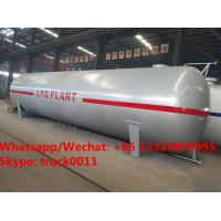 Buy cheap 2018s YEAR-END PROMOTION! China supplier of stationary bullet type bulk lpg gas from wholesalers