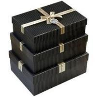 Good-looking Rigid Handwork Paper Gift Box Manufactures