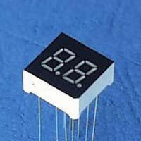 7 Segment LCD Display with -25 to 75 degree Celsius of Storage Temperature Manufactures