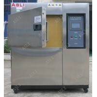 Quality 87L Air to Air 3 ozone Thermal Shock Test Chamber for Metal Plastics Rubber for sale