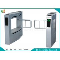 Luxury Entrance Swing Barrier Gate Subway Intelligent OEM/ODM Door Sensor Manufactures