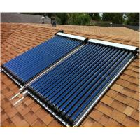 solar collector for solar hot water heating Manufactures