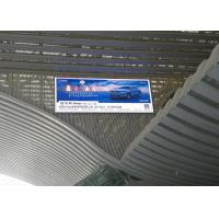 Outdoor Billboard Large Format Display With Advanced Content Management System Manufactures