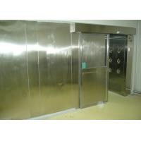 U Type Automatic Air Shower Tunnel For Aerospacevoyage Industry Cleanroom Manufactures
