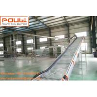 Poultry  Farming Equipment Hot Galvanized Silver H Type Automatic Layer Cage & Chicken Coop System with 84-224 Birds Manufactures