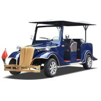 Eight Seats Electric Vintage Cars Ride Original IN - POWER AC  Controller Manufactures