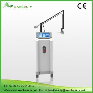 China Newly fractional co2 laser skin resurfacing machine, medical laser equipment on sale