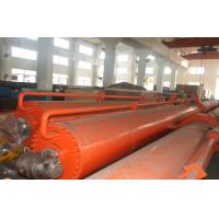 High Capacity Double Acting Hydraulic Cylinder Deep Hole Radial Gate 1000KN Manufactures