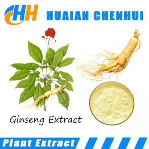 Ginseng Herbal extract powder/ Ginsenosides 89% / 100% Natural Ginseng Extract Manufactures
