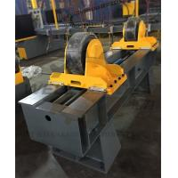 Quality Wind Tower Pipe Tank Turning Rolls Hydraulic Fit Up Rotator Cylinder Driving for sale