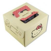 Buy cheap Beautiful, fashionable, exquisite and good quality cake box from wholesalers