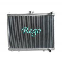 High Performance Aluminum Car Radiators for 99-01 NISSAN SKYLINE GT-R R34 MT Manufactures