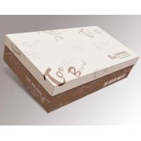 12 * 8 * 7 Inch Luxury Paper Board High Heel Shoes Box, Cardboard Shoe Boxes Manufactures