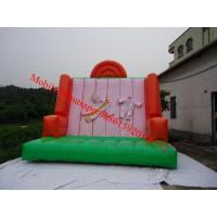 Inflatable magic velcro inflatable sports games Manufactures
