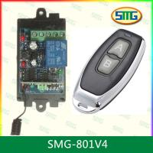 Gate RF Mini Wireless Remote Control Switch SMG-801 Manufactures