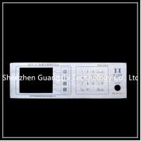 China Self Service Terminal Stainless Steel Keypad , Metal Keyboard With Screen on sale