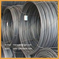 China High-rise Buildings/Long-span Bridges/Water Conservancy Facilities Cold Heading Steel Wire Plain on sale