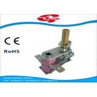 China Bimetallic Switching Thermostats , Water Boilers Snap Action Thermostat on sale
