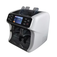 Quality FMD-900 banknote detection counter money sorting money sorter banknote sorter mix denomination value counter sorter for sale