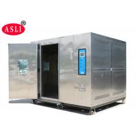 Quality High Low Temperature Walk In Stability Chamber Humidity Test Room CE Standard for sale