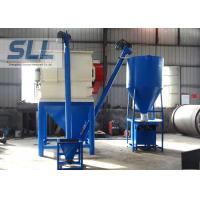 Steel Tile Bonding Dry Mortar Mixer Machine With Packing Machine 1 - 5t/H Production Manufactures