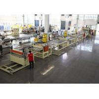 HDPE, PP Thick Sheet Extrusion Machine, Thick Board Production Line, Thickness Range: 2-15mm Manufactures