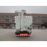 Dongfeng tianjin 20cbm poultry feed pellet truck for sale, China best price 10tons animal feed transported truck sale Manufactures
