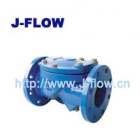 China Rubber Lined Swing Check Valve on sale