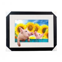 0.6mm PET 5D Lenticular Printing Services With Cute Animal Photos For Gift / Advertisement Manufactures